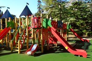 Площадка детская